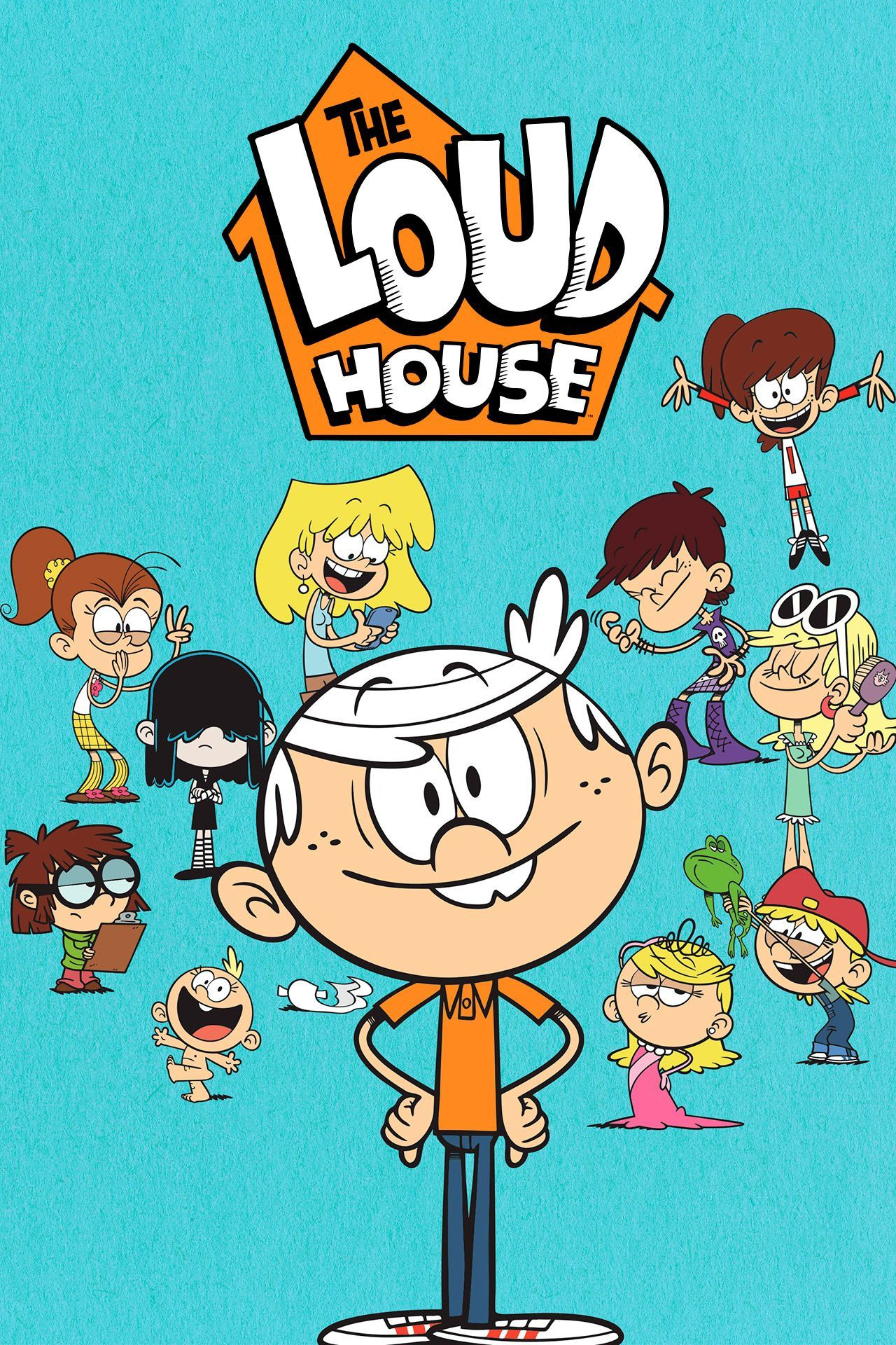 Nickelodeon Shows : nickelodeon, shows, Shows, Discover, Nickelodeon, House, Nickelodeon,, Cartoon, Characters,, Cartoons