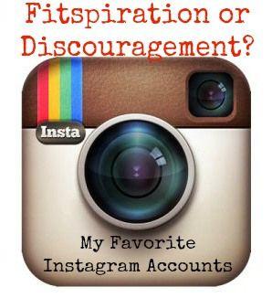 Instagram — Fitspiration or Discouragement?