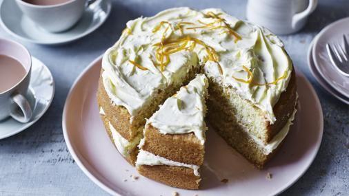 Definitive Orange Cake Recipe Cake Artistry Recipes Cake