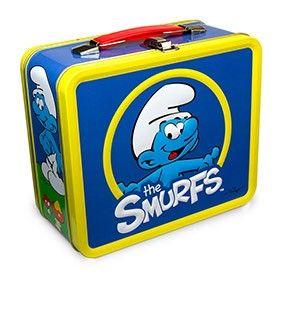 Smurfs Lunch Box