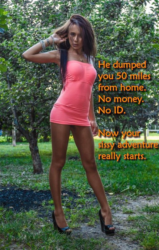 Answer matchless... Teen sissy humiliation captions right! think