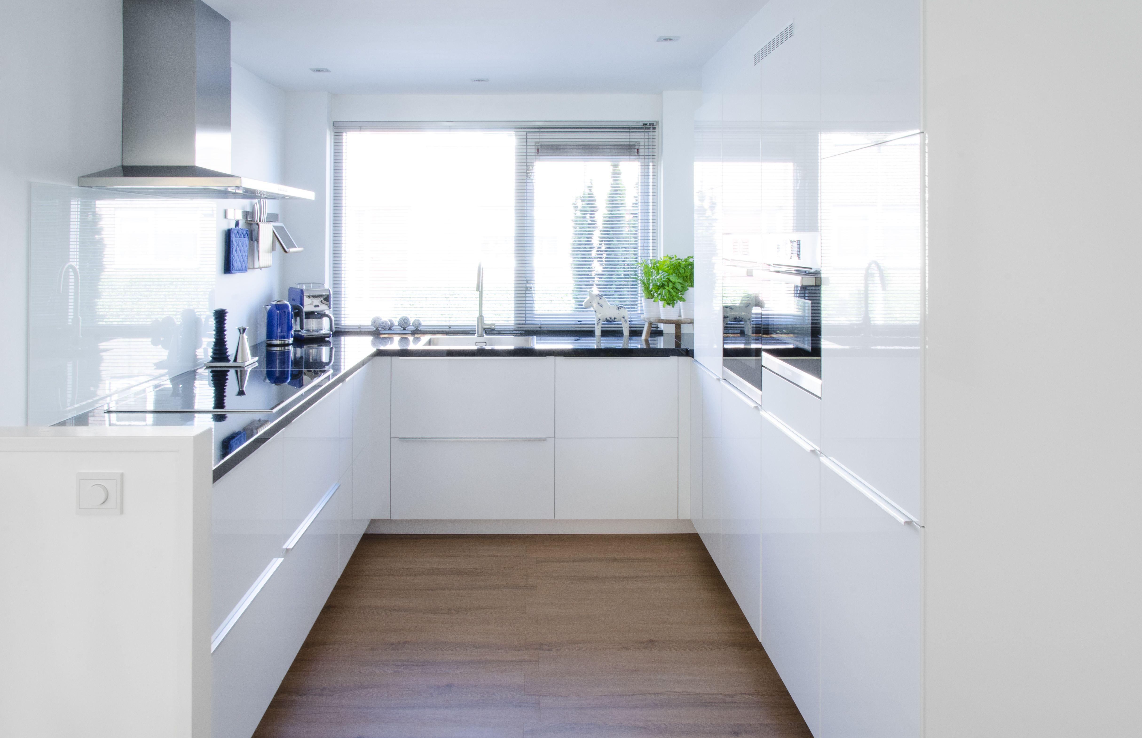 Een Prachtige Ikea Metod Keuken Als Basis Ikea Aangevuld Met Eigen