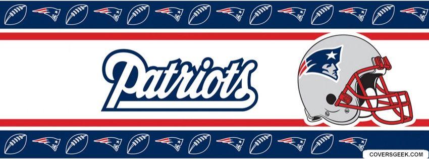 New England Patriots Facebook Cover New england patriots