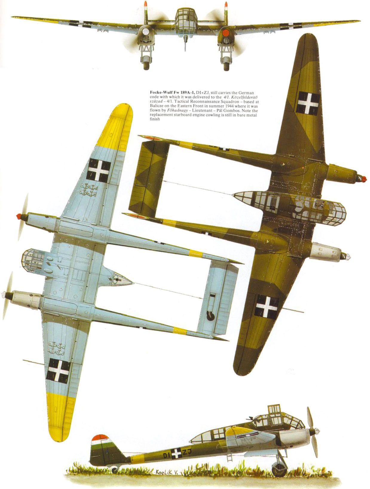 Focke-Wulf Fw.189