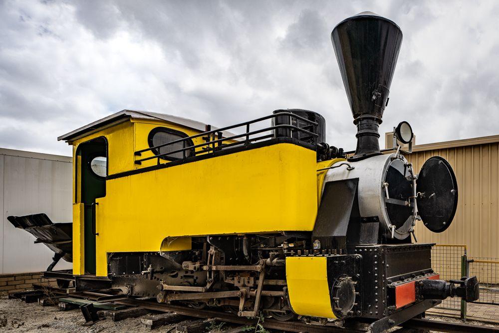 Lakeview Goldmine Steam Western Australian