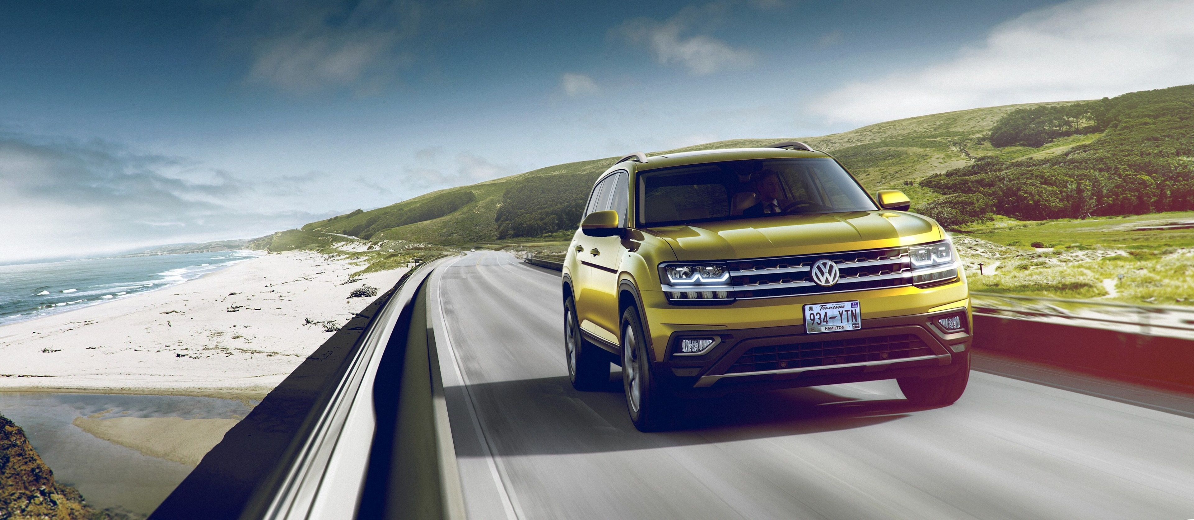 3840x1672 Volkswagen Atlas 4k Best Of Wallpaper For Desktop Volkswagen