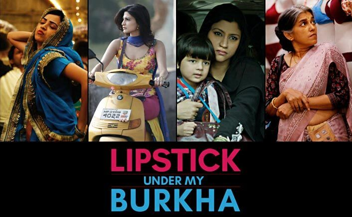 Lipstick in my burkha movie youtube