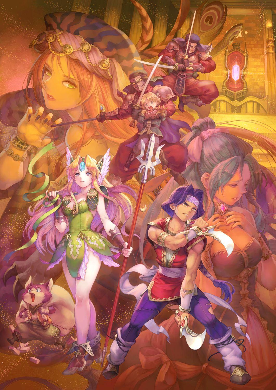 剣 クラスチェンジ 聖 伝説 3