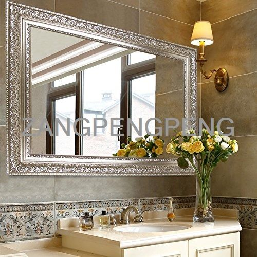 Color: Baroque Silver. Material: Wood. This Exquisite Wall Mirror is an incredible assortment that covers any life style. The designers are always on the lookout for trend and design ideas that keep our life fresh and exciting. | eBay!