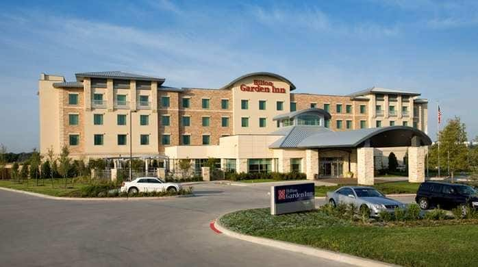 Hilton Garden Inn Dallas Richardson Hotel Tx Hotel Exterior
