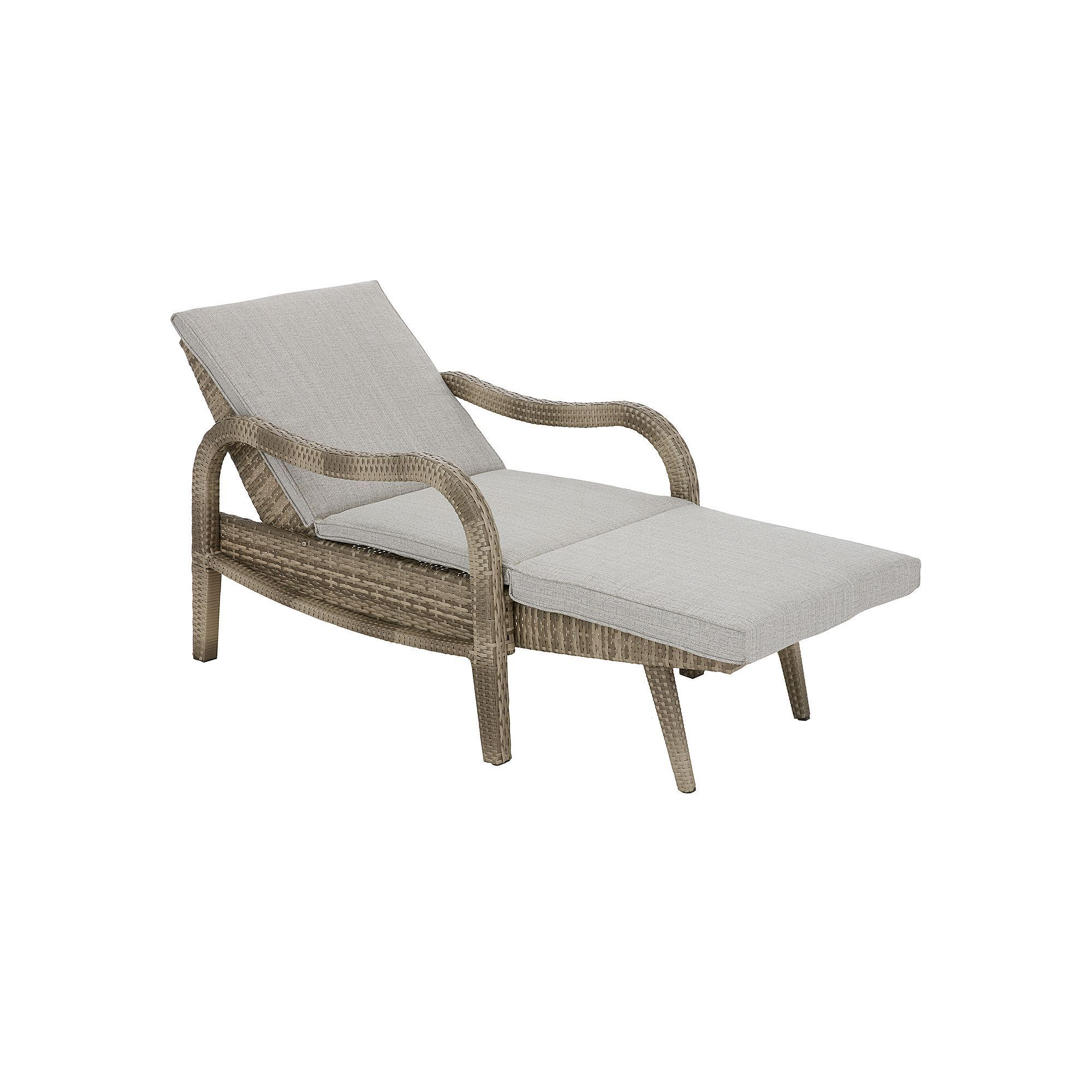 Cool Madison Park Camden Adjustable Patio Chaise Lounge Chair Beatyapartments Chair Design Images Beatyapartmentscom