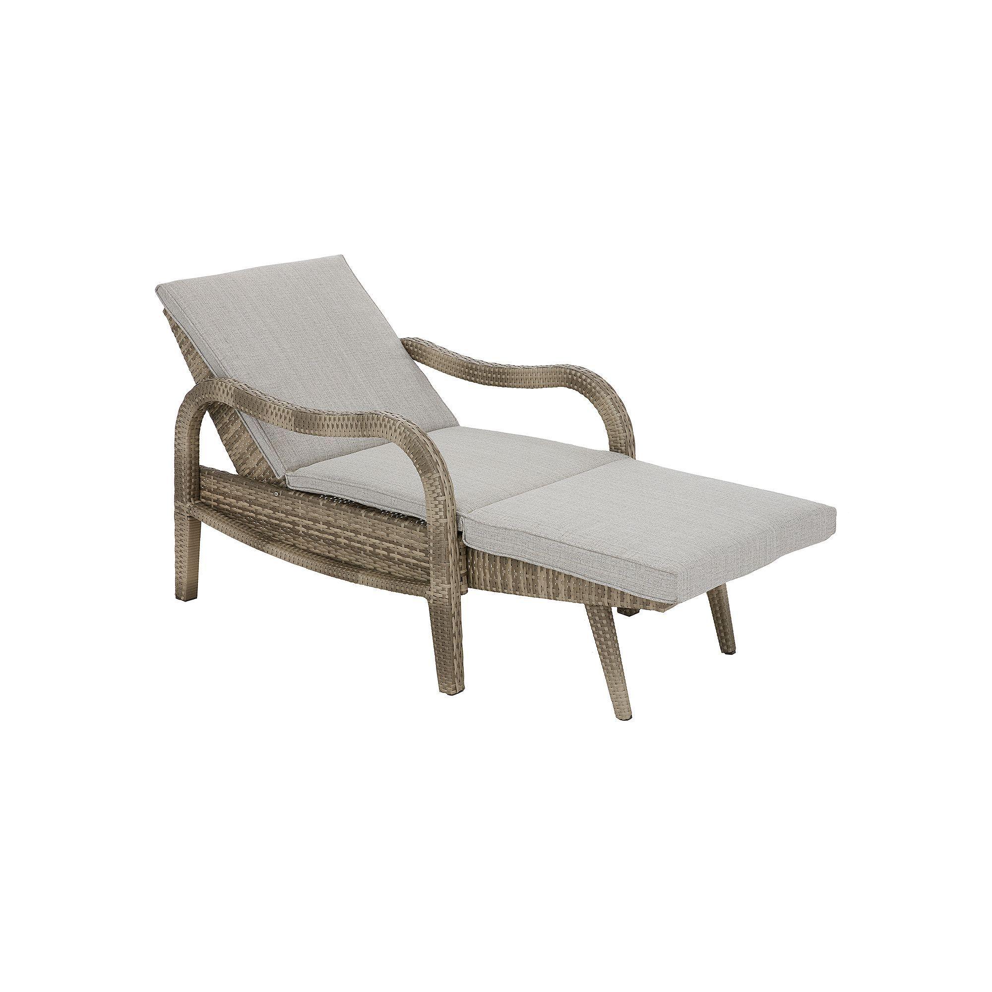 Awesome Madison Park Camden Adjustable Patio Chaise Lounge Chair Creativecarmelina Interior Chair Design Creativecarmelinacom