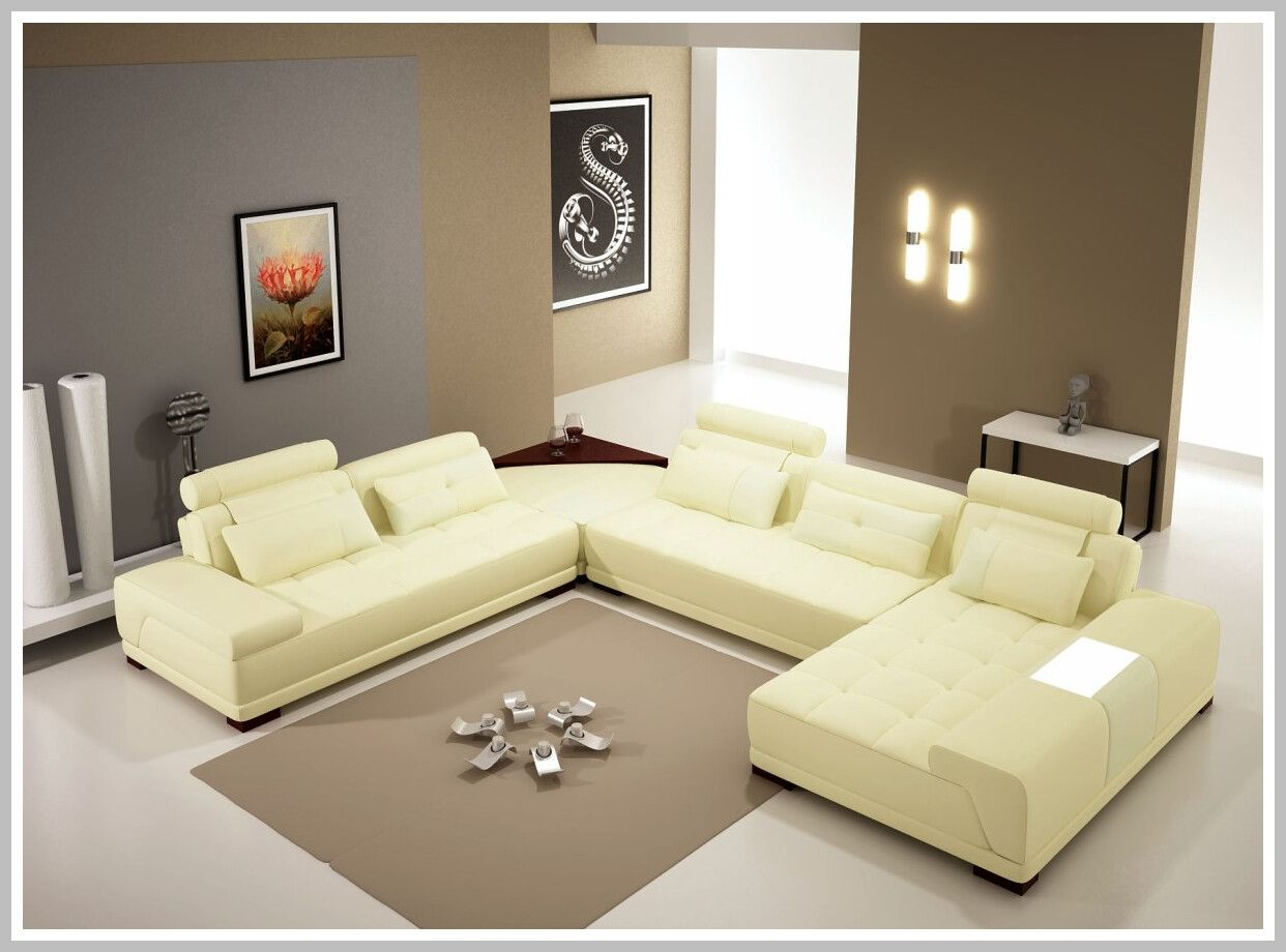 95 Reference Of White Couch Modern Family In 2020 Modern Leather Sectional Sofas Modern Sofa Sectional Modern Bonded Leather Sectional Sofa