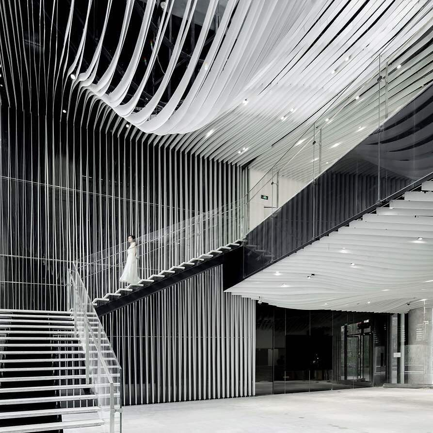 Interior kengo kuma archit kton f r - Dekonstruktivismus architektur ...