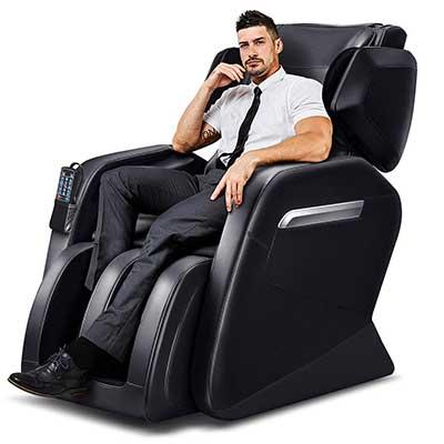 Top 10 Best Zero Gravity Massage Chairs In 2020 Reviews In 2020 Massage Chair Feet Roller Full Body Massage