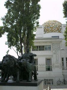 Secession – Palazzina della Secessione, Vienna