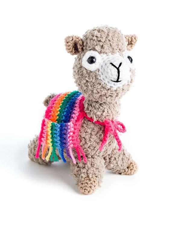 Alicia the Alpaca by Moji-Moji Design in Zoomigurumi 5 | crochet ...