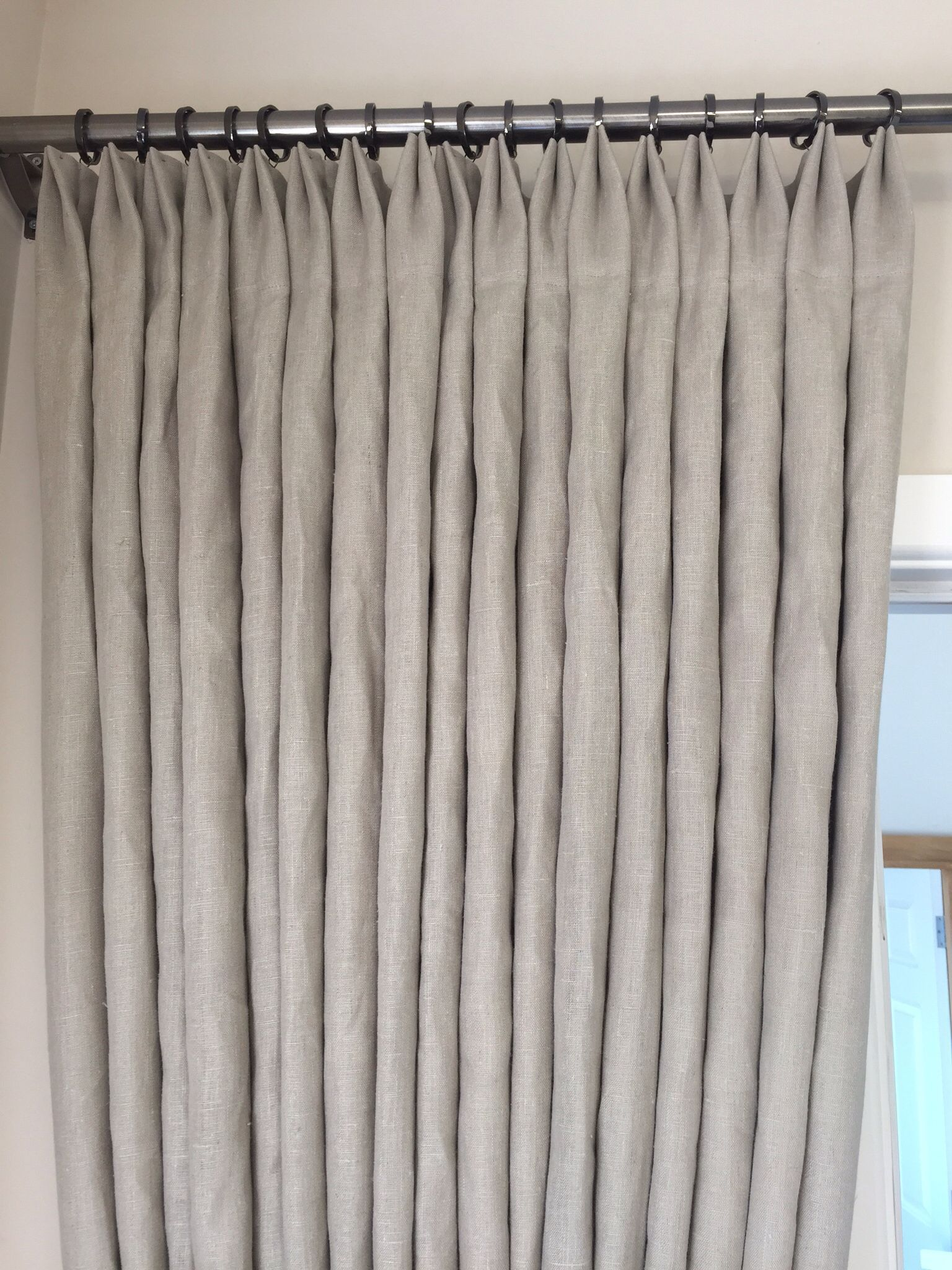 Burlap curtains valance french bathroom curtainscool curtains ideas