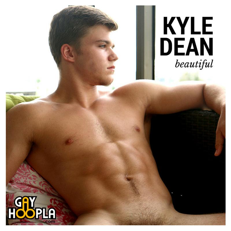 Kyle dean gay