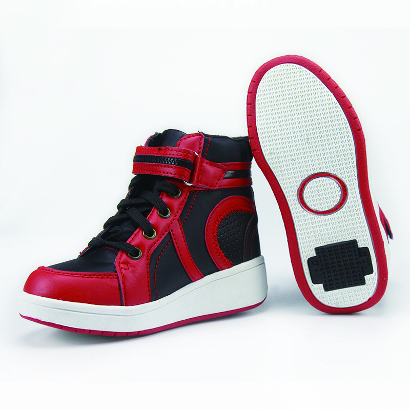 Aliexpress.com: Comprar Zapatos Del Patín De Ruedas Heelys niño Zapatillas  de Deporte Zapatos