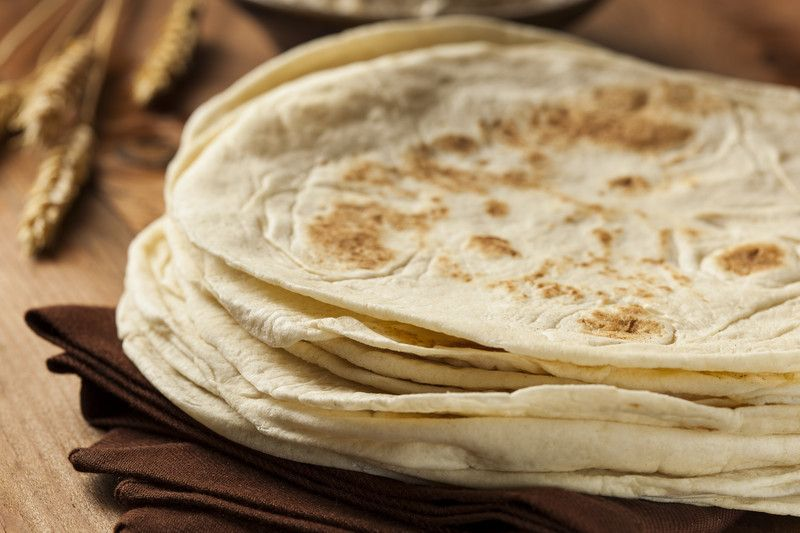 Tortillas (galettes mexicaines)