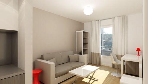 Les Estudines Republique 13002 Marseille Residence Service Etudiant Appartement Etudiant Logement Etudiant Logement