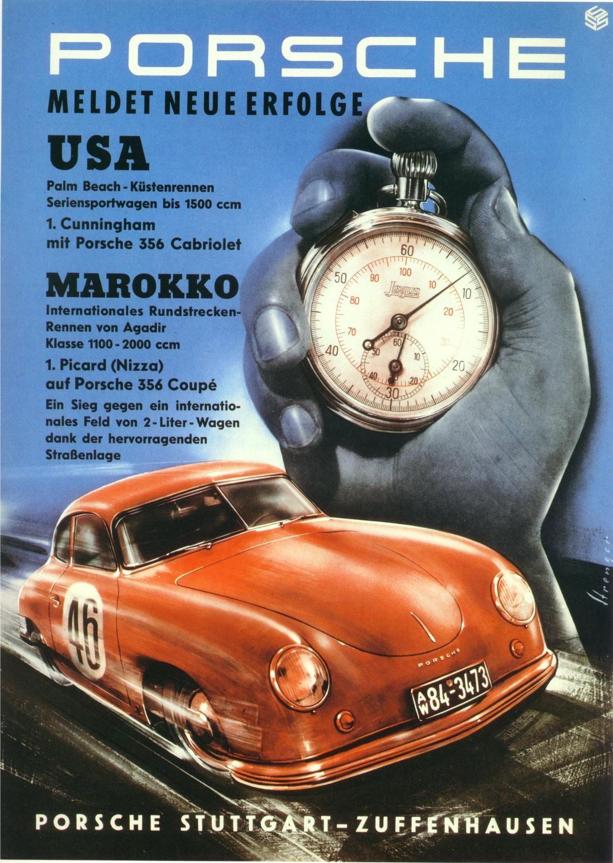 Pin Von Lu Bercelli Auf Ads Design Auto Poster Porsche Und