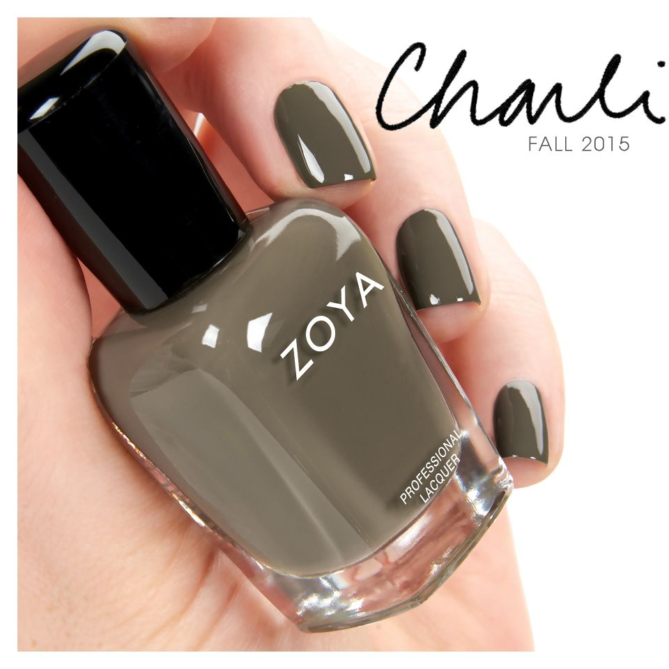 Zoya Charli from the Focus Collection | Fall Nail Polish | Pinterest ...