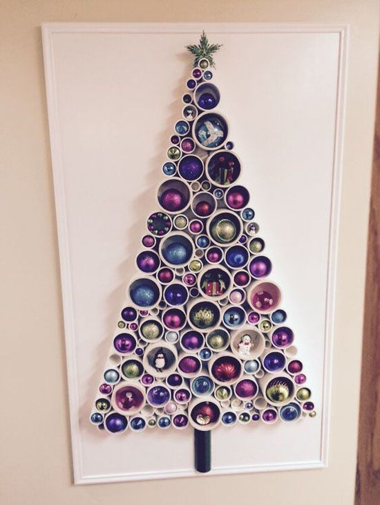 18 Christmas Trees For Small Spaces (Christmas Tree Alternatives) - Mama and More