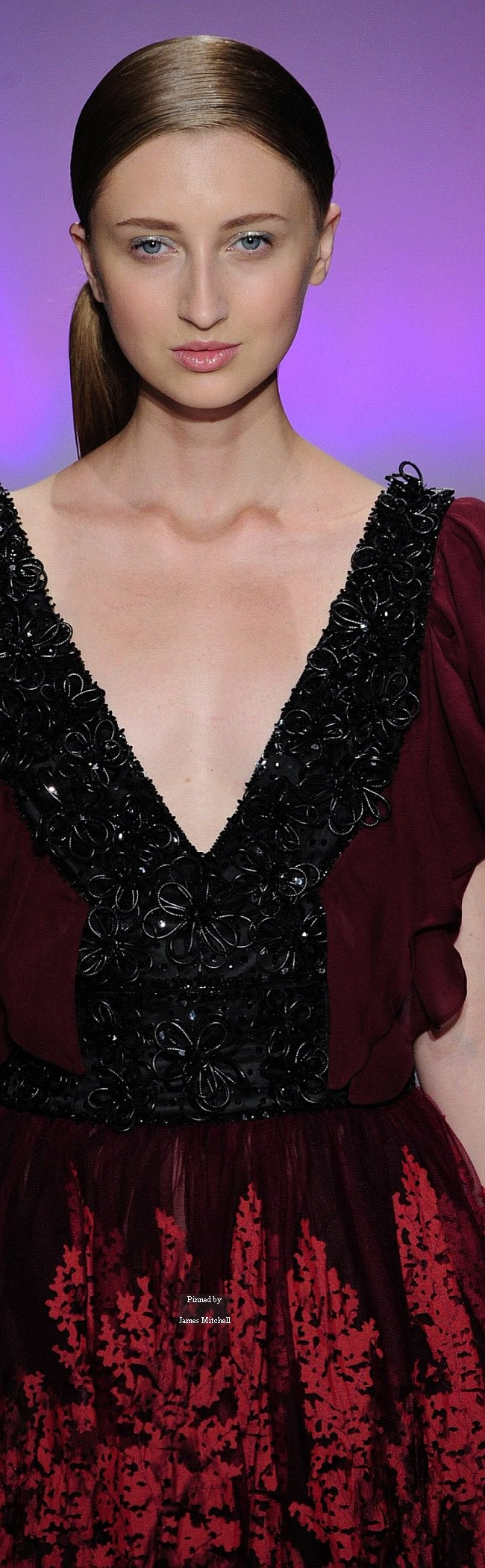 Dany Atrache Couture Fall-winter 2015-2016
