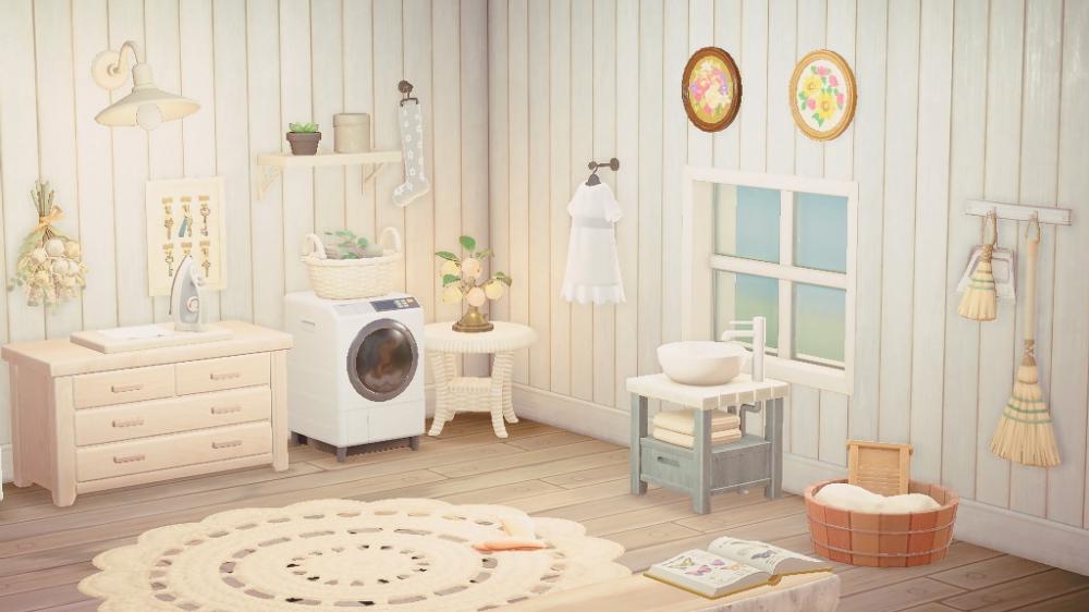 animal crossing new horizons, ACNH, inspo, bedroom ... on Animal Crossing New Horizon Living Room Ideas  id=47194
