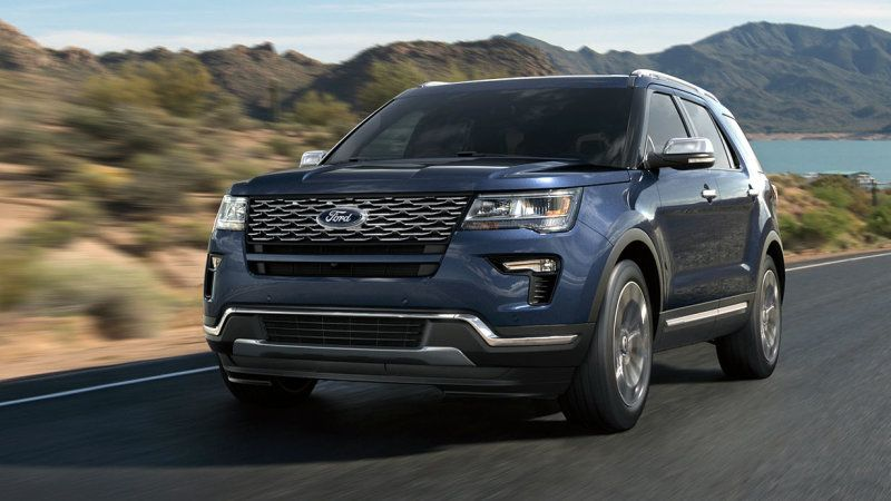 2018 Ford Explorer Buyer S Guide Specs Safety Fuel Economy And