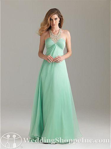 Classy prom dress!!! Night Moves 6401 prom dress $418