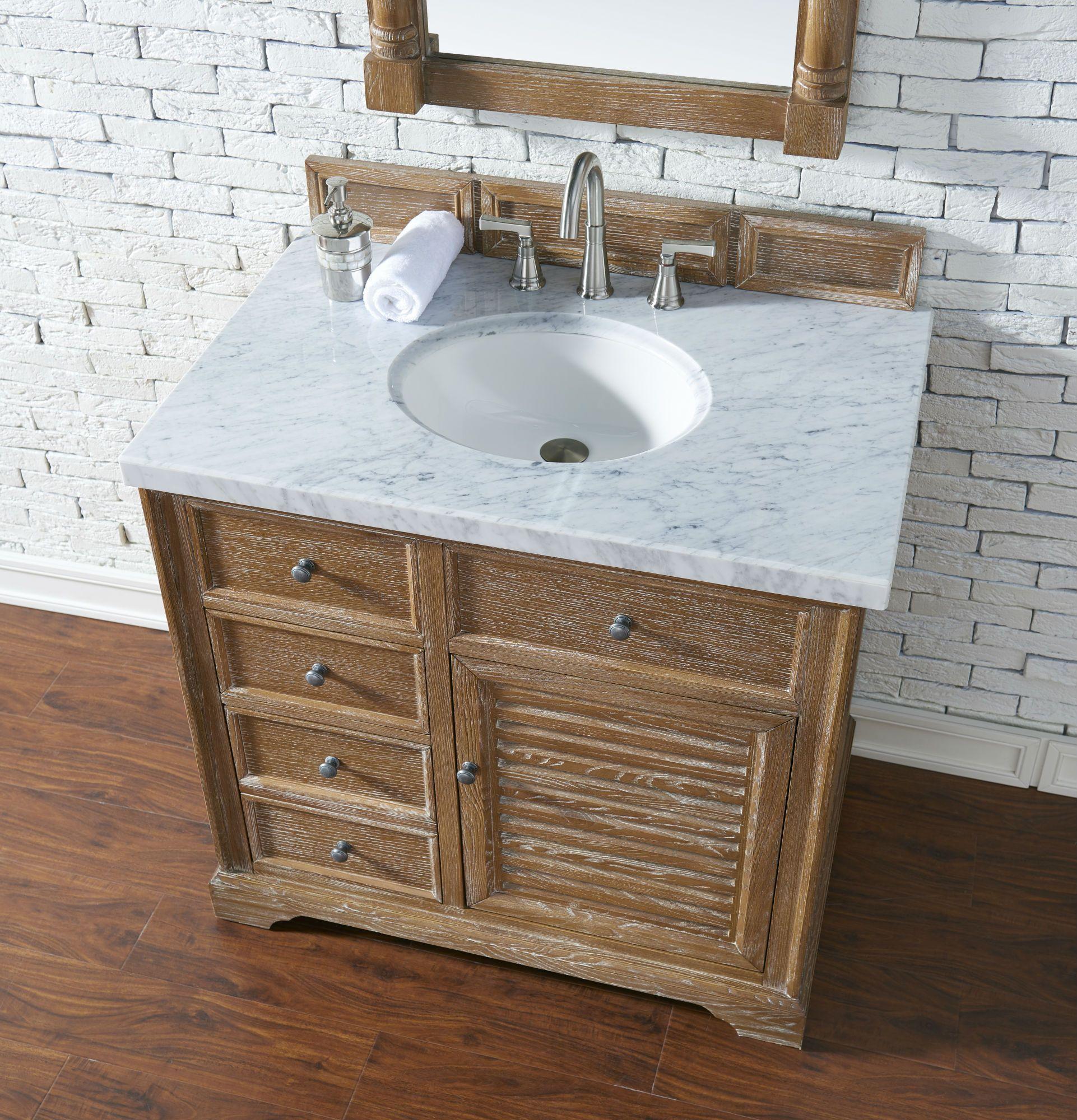 Savannah 36 Single Bathroom Vanity, Single Bathroom Vanity  James