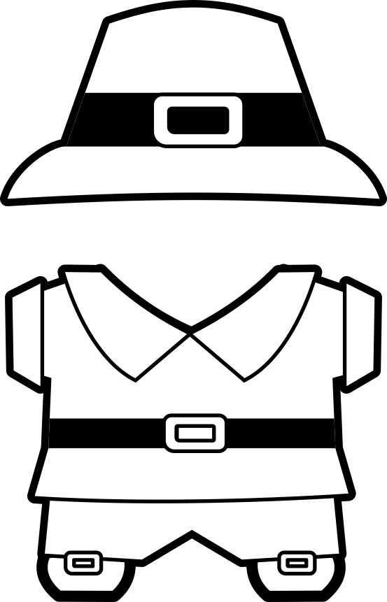 image regarding Pilgrim Printable referred to as Printable Thanksgiving Pilgrim Mates Paper Dolls Small children