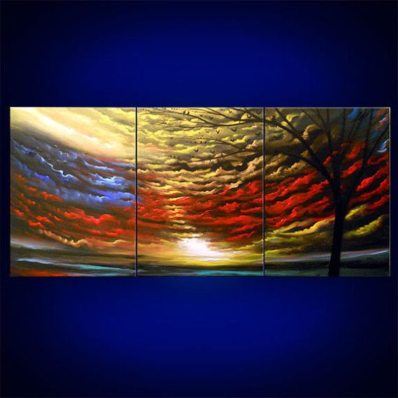 https://www.etsy.com/listing/97231409/oil-painting-large-abstract-metallic
