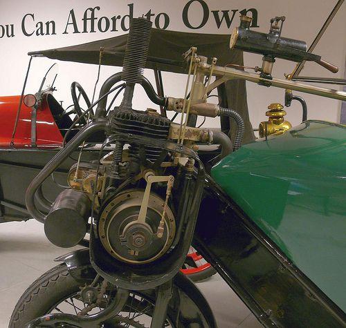 Cyklon 6 hp Cyklonette green engine2 1912 |