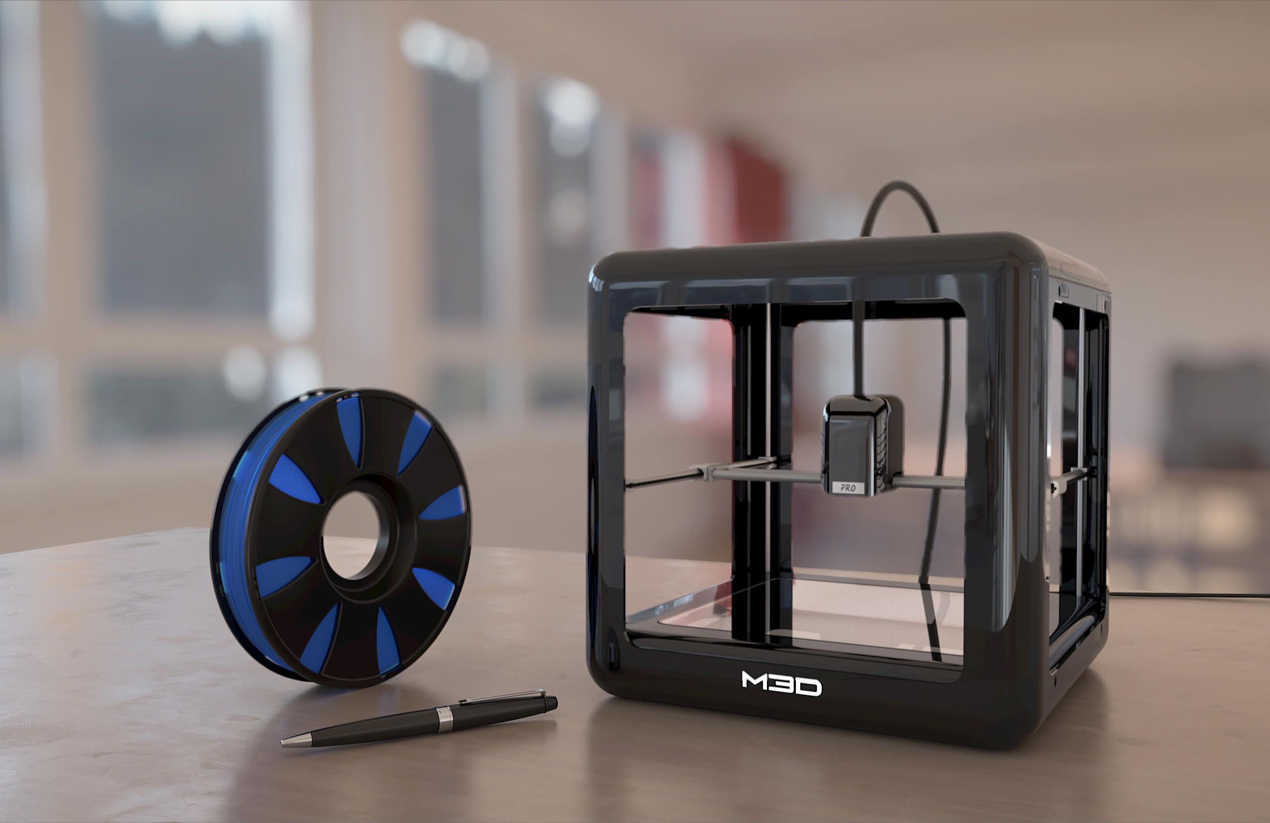 Introducing the M3D Pro Available for preorder August