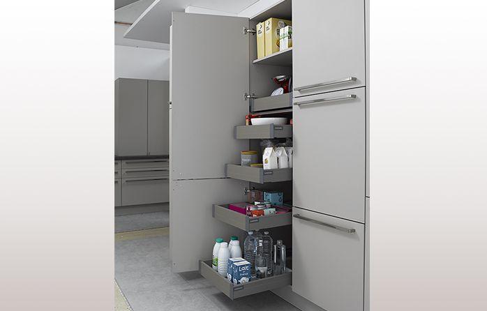 04 Armoire Cellier Avec Images Mobilier De Salon Cuisinella