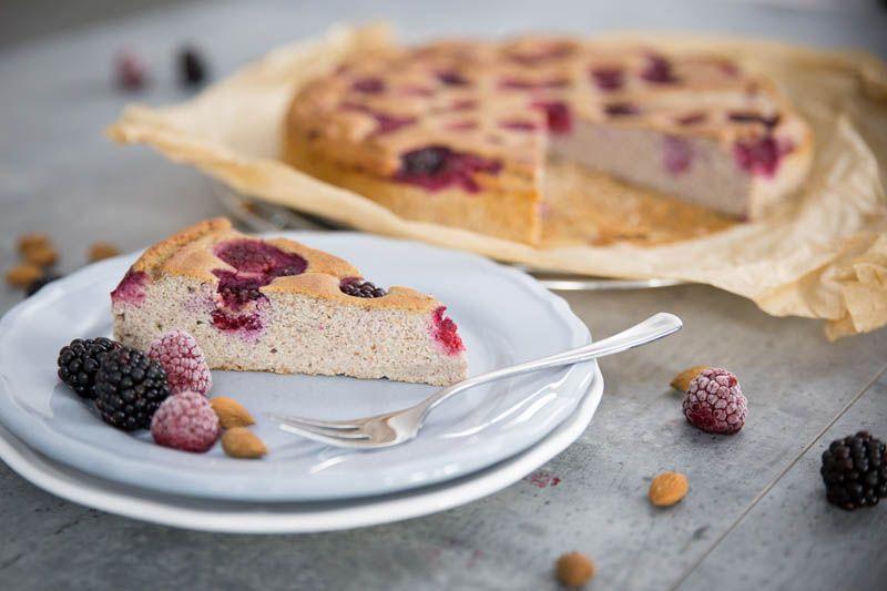 Leckerer Mandelkuchen Ohne Zucker Und Ohne Mehl Kuchenrezepte In