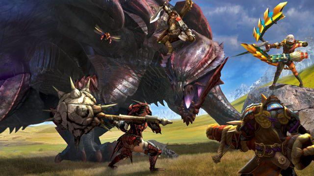 Monster Hunter 4 Review Http Videogamedemons Com Reviews
