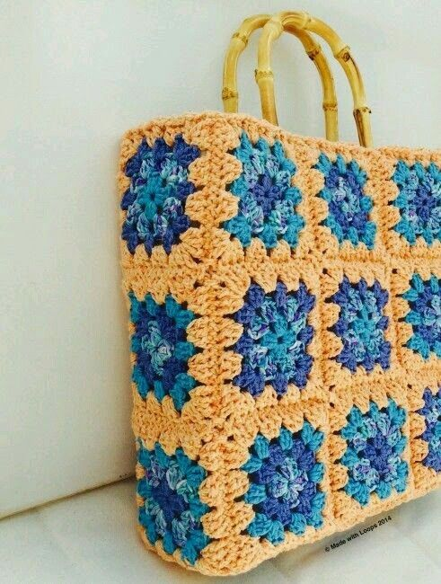 Pin By Loura Linsenmann On Granny Squares Pinterest Crocheted