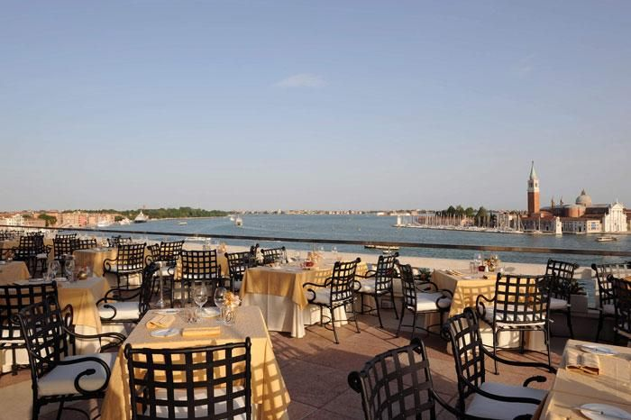 Restaurant Terrazza Danieli Gourmet Restaurant In Venice