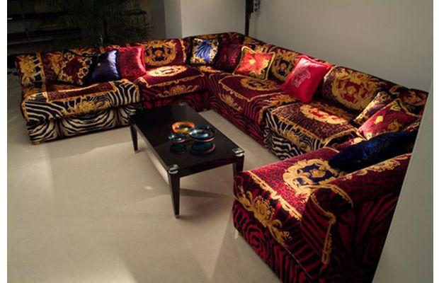 A History Of Versace In Hip Hop Versace Furniture Furniture Elegant Decor