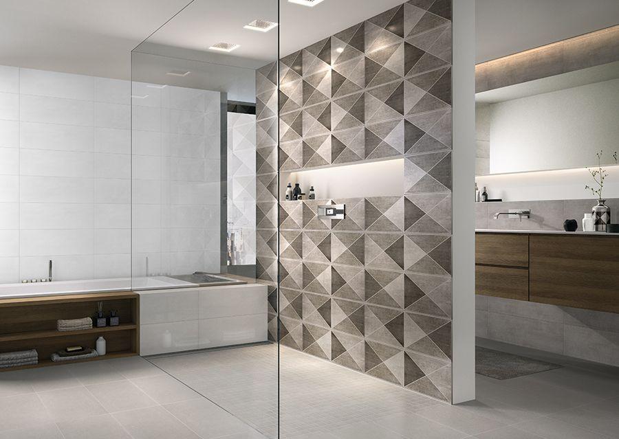 Badezimmer Muster ~ Fliesentrends fürs badezimmer