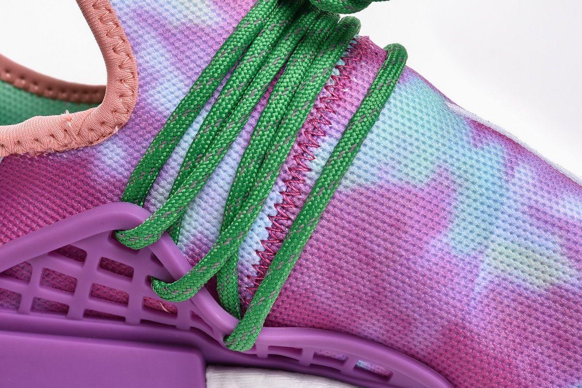 "e4ab9a4b13903 Pharrell x Adidas NMD Hu Trail ""Holi""Real Boost for Sale16 ..."