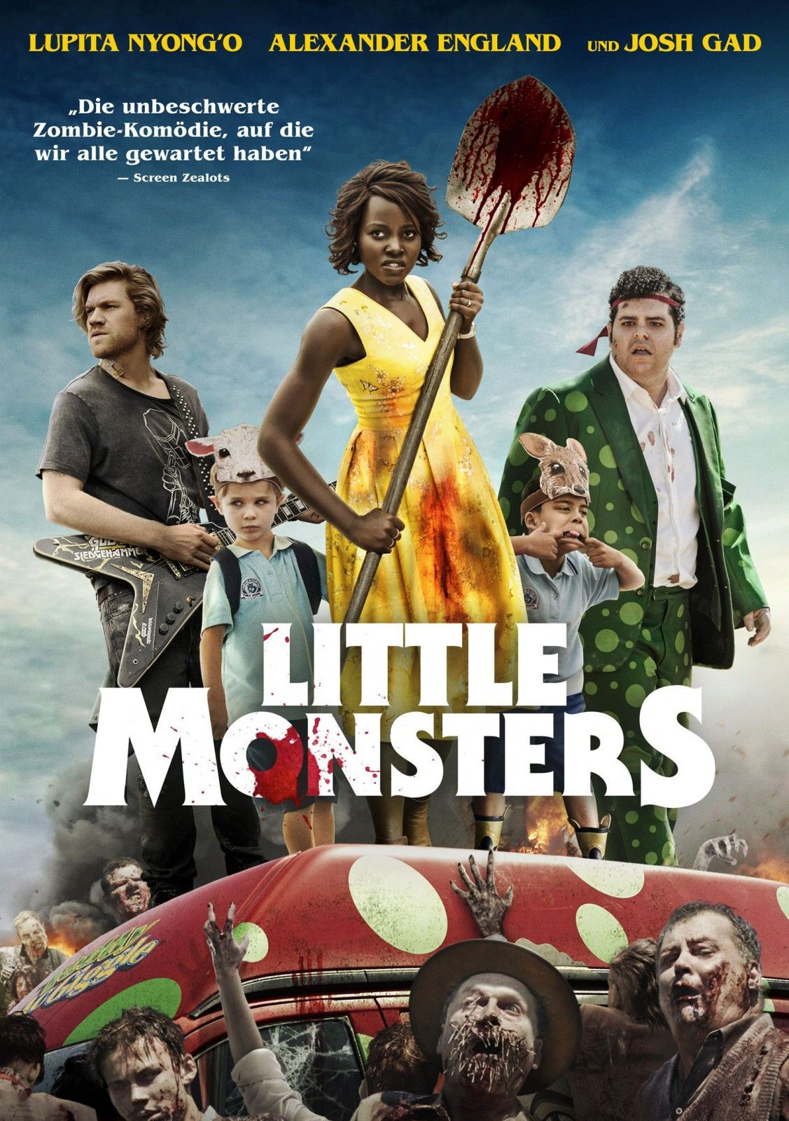 Little Monsters 2019 Dual Audio Hindi Dubbed Little Monsters 2019