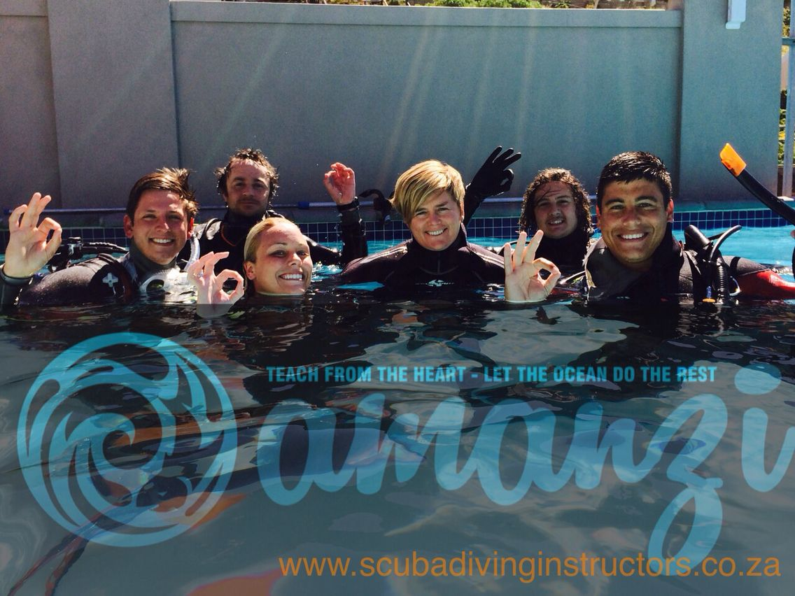 PADI Instructor Course,Cape Town South Africa Cape town
