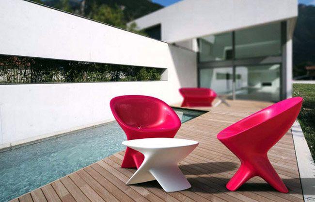 Mobilier outdoor mobilier exterieur design escalier for Mobilier exterieur terrasse