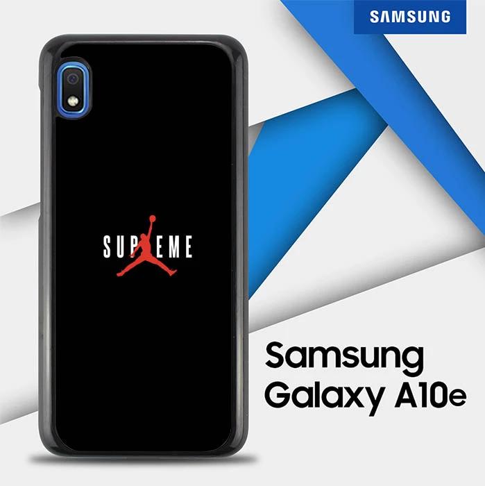 Supreme X Jordan X4451 Samsung Galaxy A10e Case Recovery Case Samsung Galaxy Galaxy Samsung